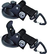 AIRHEAD SUP Suction Cup Tie Downs, 2 pk. (Renewed)