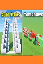 Minecraft_ 3+ Easy Redstone Build Hacks (Tomahawk), Minecraft Childrens Collection Book of Big awesomeness,books for kids...