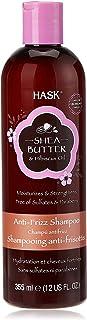 Hask Shea Butter & Hibiscus Oil Shampoo 355 ml