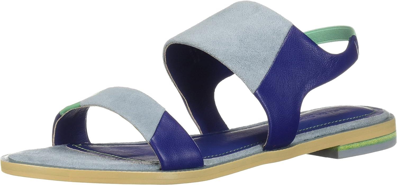 KELSI DAGGER BROOKLYN Women's Sandal セール 登場から人気沸騰 秀逸 Rogan Flat