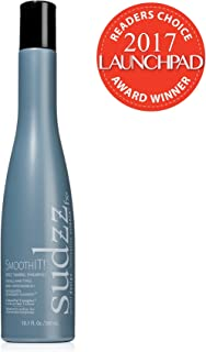 SUDZZFX SmoothIT! Frizz Taming Shampoo, 10.1 Fl Oz