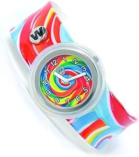 Watchitude Slap Watch for Girls (Lollipop)