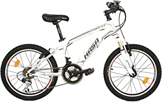 HASA 2018 18 Speed Kids Mountain Bike (Compatible with Shimano) 20 INCH