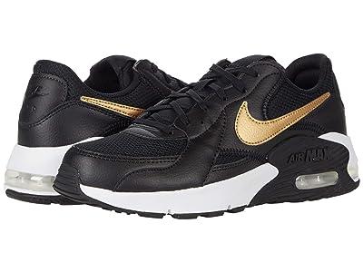 Nike Air Max Excee (Black/Metallic Gold/White) Women