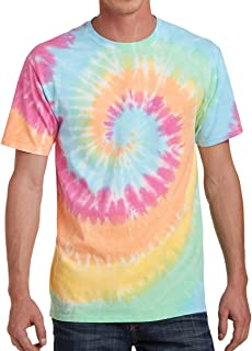Tie Dye Style T-Shirts for Men and Women - Fun & Multi Color