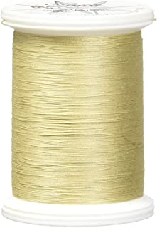 Light Brown 500 yd YLI 24450-003 3-Ply 40wt T-40 Cotton Quilting Variegated Thread