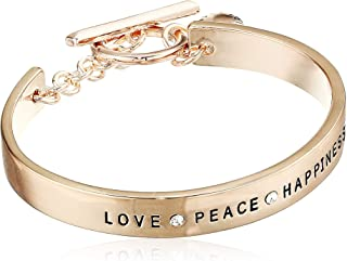 Best peace love and happiness jewelry Reviews