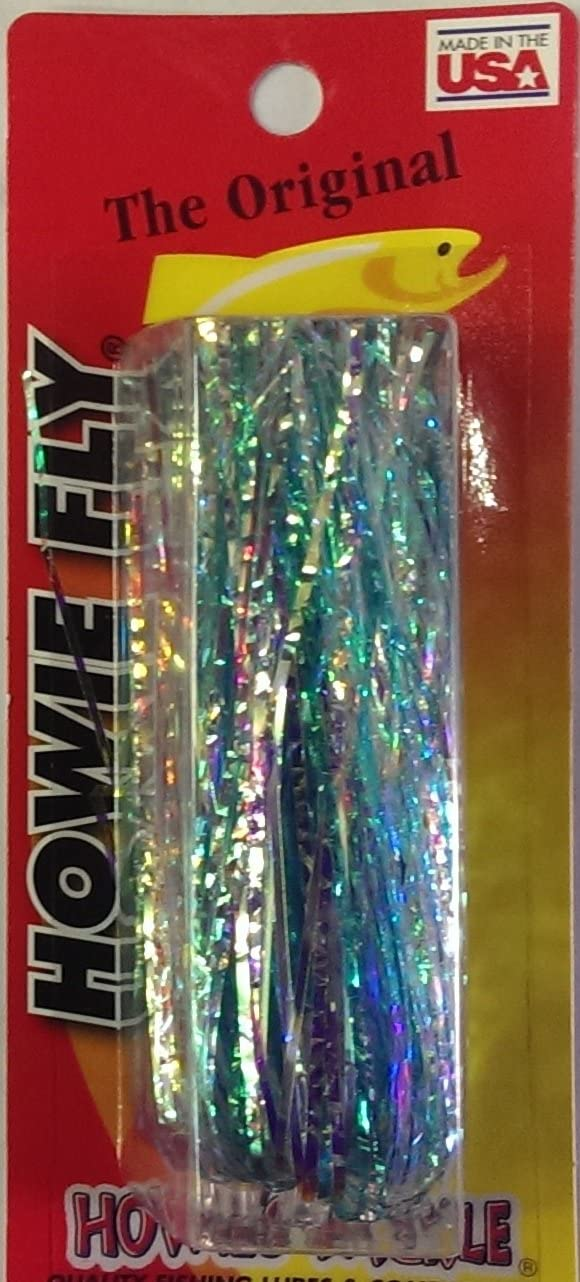 Howie's Tackle Glitter Super Aqua OFFicial shop Howie of Fly Pack Max 43% OFF Fishing Lure