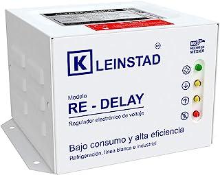 Kleinstad - Regulador electrónico de Voltaje, potencia: 3300VA /2000W, modelo: RE-DELAY-2000, protección integral para equ...