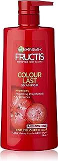 Garnier Fructis Colour Last Shampoo for Coloured Hair, 850ml