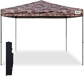 Caravan Canopy V-Series 2 Pro 10 X 10 Foot Straight Leg Canopy Kit, Camoflage