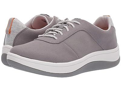 Clarks Arla Step (Grey Textile) Women