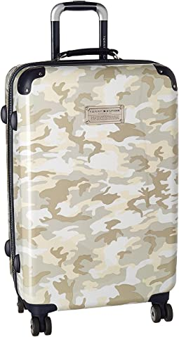 "East Coast Camo 24"" Upright Suitcase"