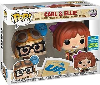 Funko Pop! Disney Up Carl & Ellie (2019 Summer Convention Exclusive)