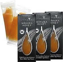 PBees HoneyTime(Manuka Honey MGO100+)5包入×3箱(15包)非加熱 携帯用 マヌカハニー