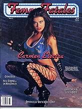 Femme Fatales CARMEN ELECTRA March 1997 C (Femme Fatales Magazine)