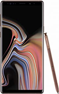 galaxy note 9 metallic copper