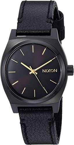 Nixon - Medium Time Teller Leather