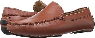 أحذية Zanzara بيكاسو II للرجال من جلد كونياك بدون رباط