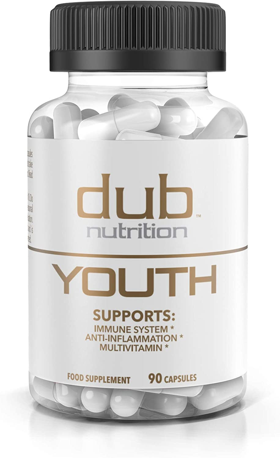 Immune Booster by dub Nutrition Multi-V Formula ANTI-AGING Youth Albuquerque Mall Max 88% OFF