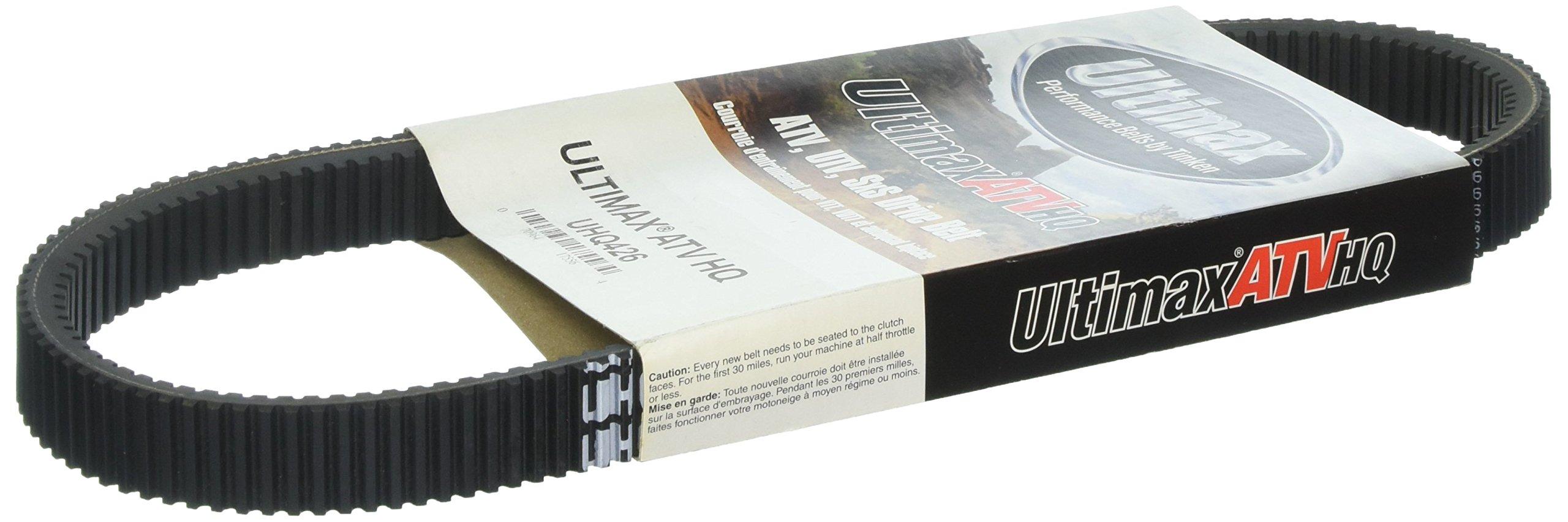 94-14 HQ UQH412 for Polaris Applications Ultimax UHQ412 Belt