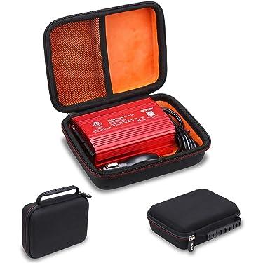 Mchoi Hard Portable Case Compatible with BESTEK 300W Power Inverter DC 12V to 110V AC Car Inverter(Case Only)