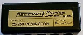 Redding Premium Series Deluxe 3-Die Set 22-250 Remington