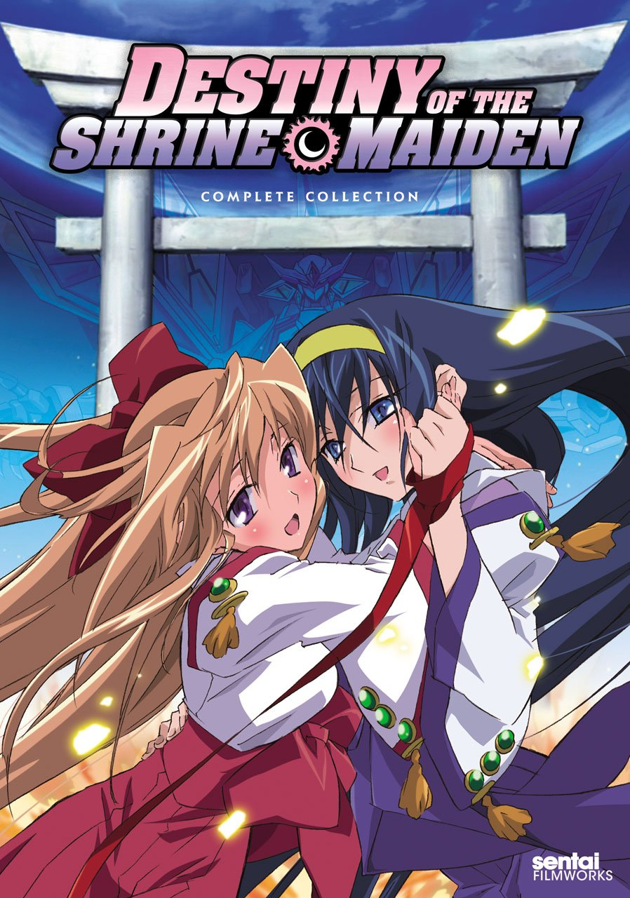 Destiny of the Special sale item Shrine Collection Maiden: Complete Ranking TOP8