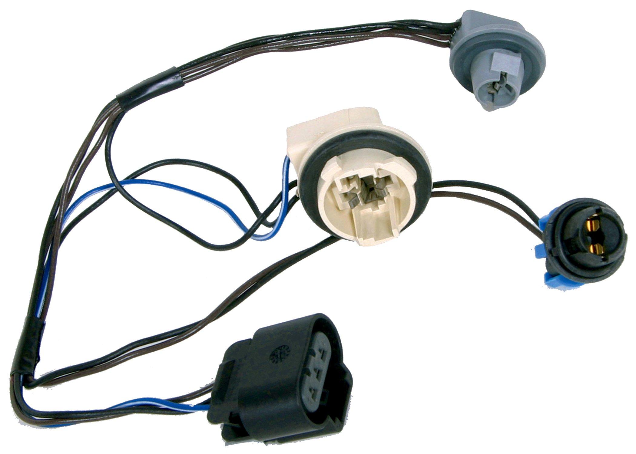 ACDelco LS238 GM Original Equipment Daytime Running Lamp Module Wiring Connector