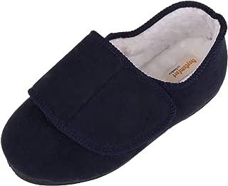 ABSOLUTE FOOTWEAR Ladies/Womens Orthopaedic/EEE Wide Fit Slipper Boot/Slippers