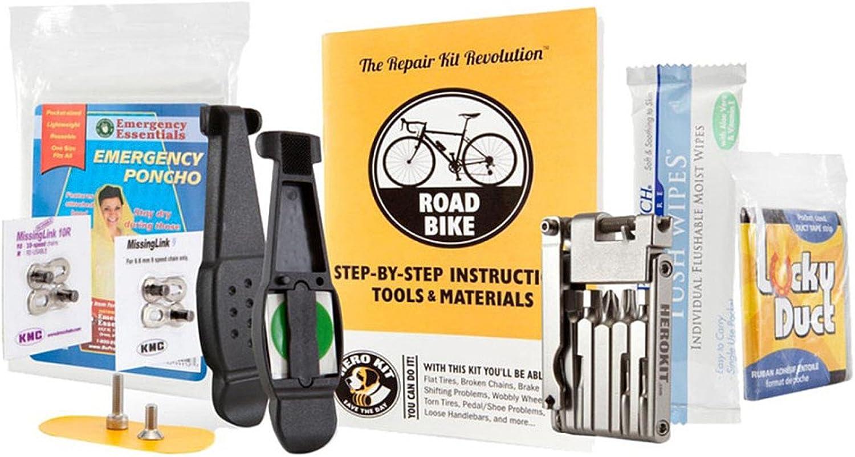 Hero Kit Road Bike Repair Kit