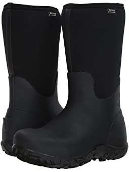 Mens waterproof rubber boots + FREE