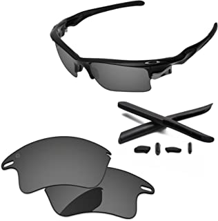 Lenses Replacement & Rubber Kits for Oakley Fast Jacket XL OO9156
