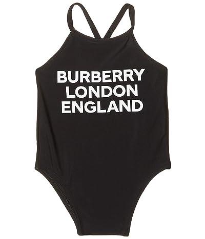 Burberry Kids Crina BLE Swimsuit (Infant/Toddler) (Black) Girl