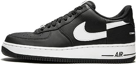 Nike Air Force 1/Supreme/CDG - US 7 Black/White