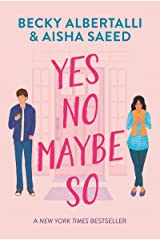 Yes No Maybe So (English Edition) Format Kindle