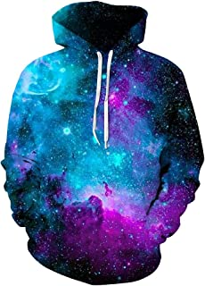 3D Printed Cool Hoodies for Unisex