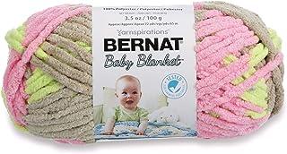 Bernat Baby Blanket Yarn (03402) Little Girl Dove, Dov
