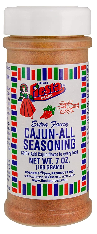 10 set Bolner's Fiesta Brand Cajun Seasoning Save money latest 7 Purpose Ounc All