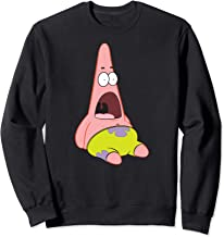 SpongeBob Patrick surprise attack Sweatshirt