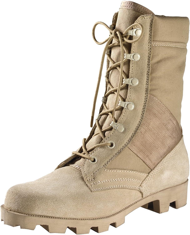 redhco Desert Tan Speedlace Jungle Boot