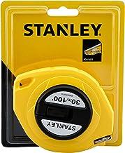 Stanley STHT34107-8 Steel Long Tape, 30 m/100', Yellow