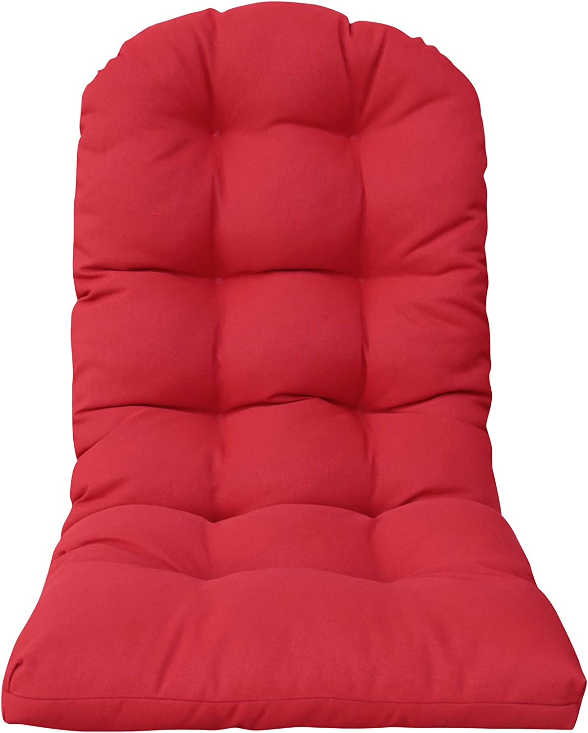 67% OFF of fixed price BOSSIMA Outdoor Patio Mail order Adirondack Chair Round Cushions Tufted Cor