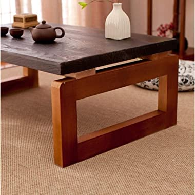 Coffee Table Coffee Tables Living Room Furniture Household Small Mini Wooden Folding Table Coffee Tables Windows and Zen Chil