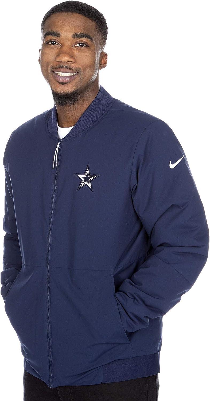 Dallas Cowboys Men's Jacket 正規品 割引 Bomber Nike