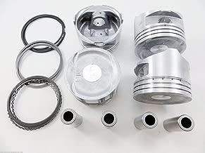 Ajp Distributors Cast Iron Performance Exhaust Turbo Manifold For Mitsubishi Eclipse//Eagle Talon//Evolution 1//2//3// 4G63 T3 T4 Upgrade 1G 2G Tsi