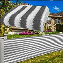 Balkon Schaduwnet Balkonafdekking Met Privéscherm HDPE-stof, Anti-scheur, Anti-ultraviolet Voor Veranda's, Buiten, Achtert...