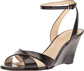 ef68edc162f Nine West Jabrina Espadrille Wedge Sandal at Zappos.com