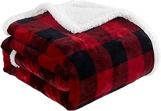 IB LAURSEN Sofa Blanket webdecke Plaid Plaid Throw Cream Mustard 130x160