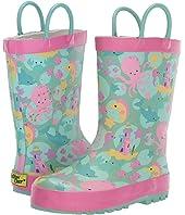 Sea Stars Rain Boot (Toddler/Little Kid)